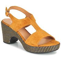 Sapatos Mulher Sandálias Adige ROMA V7 UNER SAFRAN Castanho