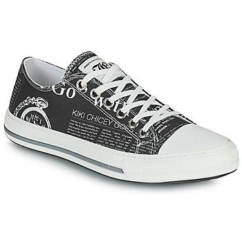 Sapatos Mulher Sapatilhas John Galliano ALEXA Preto
