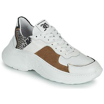 Sapatos Mulher Sapatilhas John Galliano MISTEY Branco