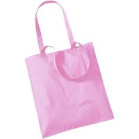 Malas Mulher Cabas / Sac shopping Westford Mill W101 Clássico Rosa