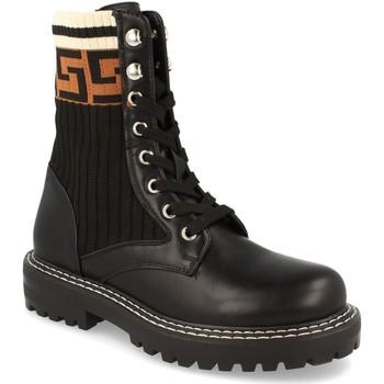 Sapatos Mulher Botins Ainy RQ523 Negro
