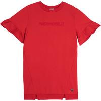 Textil Rapariga Vestidos curtos Carrément Beau Y12234-992 Vermelho