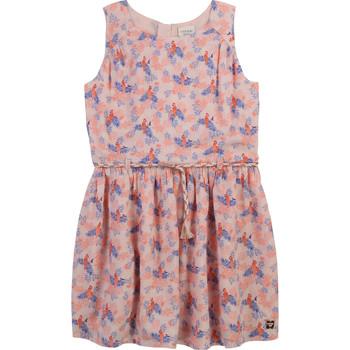 Textil Rapariga Vestidos curtos Carrément Beau Y12247-44L Rosa