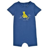Textil Rapaz Macacões/ Jardineiras Carrément Beau Y94205-827 Azul