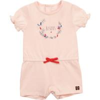 Textil Rapariga Macacões/ Jardineiras Carrément Beau Y94234-44L Rosa