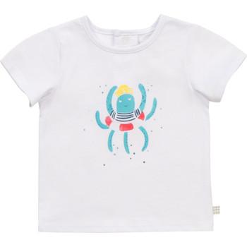 Textil Rapaz T-Shirt mangas curtas Carrément Beau Y95275-10B Branco