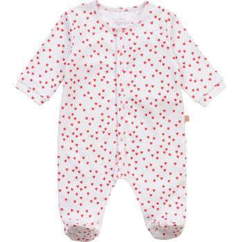 Textil Rapariga Pijamas / Camisas de dormir Carrément Beau Y97101-10B Branco