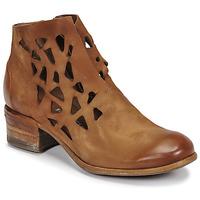 Sapatos Mulher Botas baixas Airstep / A.S.98 GIVE PERF Camel
