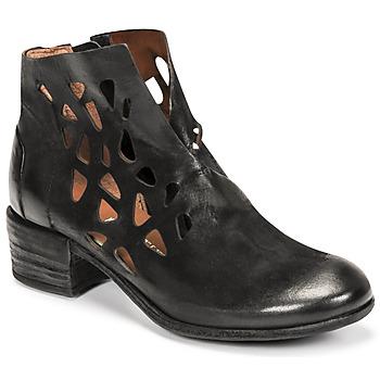 Sapatos Mulher Botas baixas Airstep / A.S.98 GIVE PERF Preto