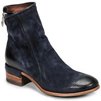 Sapatos Mulher Botins Airstep / A.S.98 GIVE ZIP Marinho