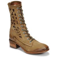 Sapatos Mulher Botas baixas Airstep / A.S.98 GIVE HIGH Cáqui