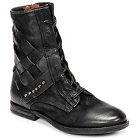 Sapatos Mulher Botas baixas Airstep / A.S.98 ZEPORT TRESSE Preto
