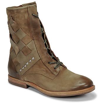 Sapatos Mulher Botas baixas Airstep / A.S.98 ZEPORT TRESSE Cáqui
