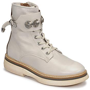 Sapatos Mulher Botas baixas Airstep / A.S.98 IDLE Branco
