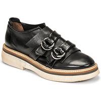 Sapatos Mulher Botas baixas Airstep / A.S.98 IDLE MOC Preto