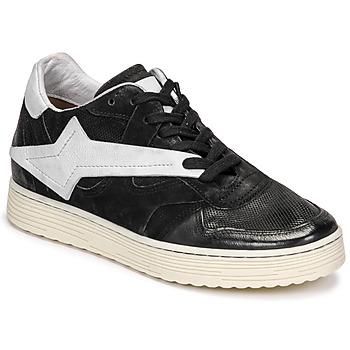 Sapatos Mulher Sapatilhas Airstep / A.S.98 ZEPPA Preto / Branco