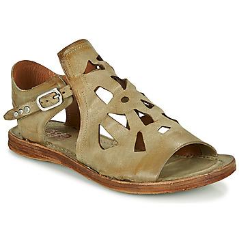 Sapatos Mulher Sandálias Airstep / A.S.98 RAMOS PERF Cáqui