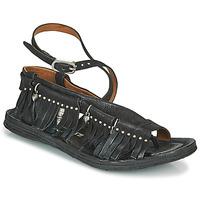 Sapatos Mulher Sandálias Airstep / A.S.98 RAMOS FRANGE Preto
