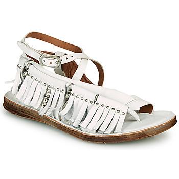 Sapatos Mulher Sandálias Airstep / A.S.98 RAMOS FRANGE Branco