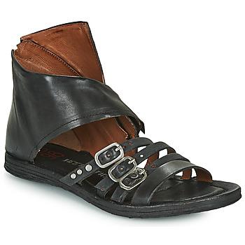 Sapatos Mulher Sandálias Airstep / A.S.98 RAMOS HIGH Preto