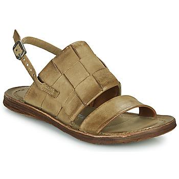 Sapatos Mulher Sandálias Airstep / A.S.98 RAMOS TRESSE Cáqui