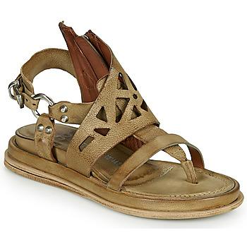 Sapatos Mulher Sandálias Airstep / A.S.98 POLA GRAPH Cáqui