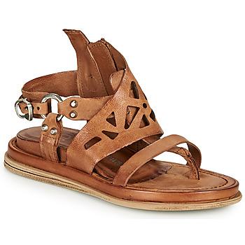 Sapatos Mulher Sandálias Airstep / A.S.98 POLA GRAPH Camel