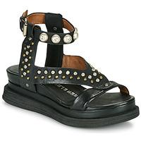 Sapatos Mulher Sandálias Airstep / A.S.98 LAGOS STUD Preto