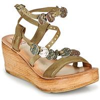 Sapatos Mulher Sandálias Airstep / A.S.98 NOA Cáqui