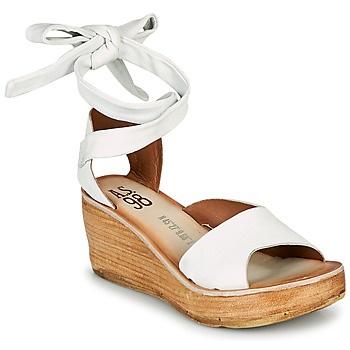 Sapatos Mulher Sandálias Airstep / A.S.98 NOA LACE Branco
