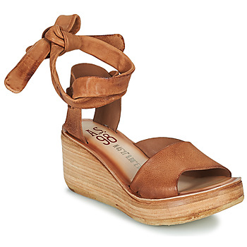 Sapatos Mulher Sandálias Airstep / A.S.98 NOA LACE Camel