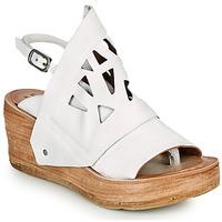 Sapatos Mulher Sandálias Airstep / A.S.98 NOA GRAPH Branco