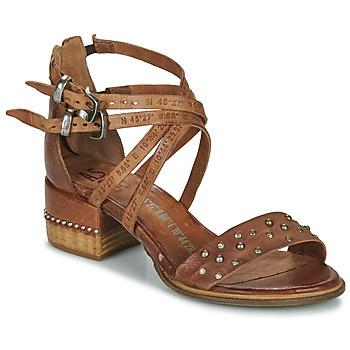 Sapatos Mulher Sandálias Airstep / A.S.98 MORAINE Camel
