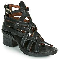 Sapatos Mulher Sandálias Airstep / A.S.98 KENYA BRIDE Preto