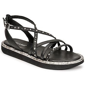 Sapatos Mulher Sandálias Regard ARLES Preto