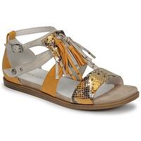 Sapatos Mulher Sandálias Regard BASTIL2 Amarelo