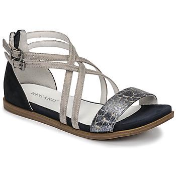 Sapatos Mulher Sandálias Regard BATZ Azul