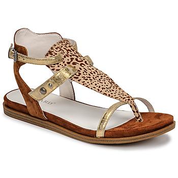 Sapatos Mulher Sandálias Regard BAZUR2 Castanho