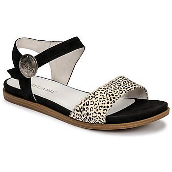 Sapatos Mulher Sandálias Regard BERRY Preto