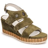 Sapatos Mulher Sandálias Regard DOLLIS Cáqui