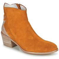 Sapatos Mulher Botas baixas Regard NEUILLY Castanho
