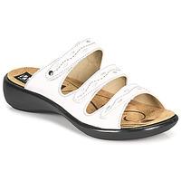 Sapatos Mulher Chinelos Romika Westland IBIZA 66 Branco