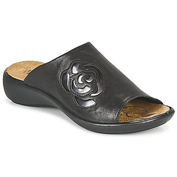 Sapatos Mulher Chinelos Romika Westland IBIZA 117 Preto