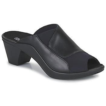 Sapatos Mulher Chinelos Romika Westland ST TROPEZ 244 Preto