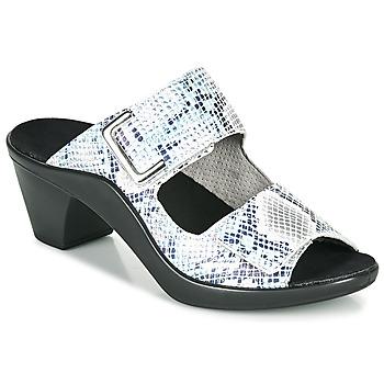 Sapatos Mulher Chinelos Romika Westland ST TROPEZ 353 Branco