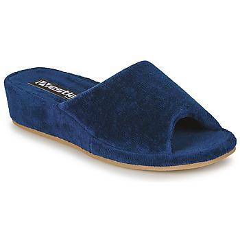 Sapatos Mulher Chinelos Romika Westland MARSEILLE Marinho