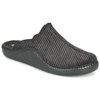 Sapatos Homem Chinelos Romika Westland MONACO 220 Preto