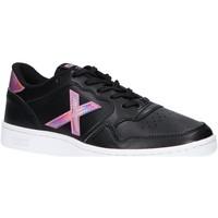 Sapatos Rapariga Sapatilhas Munich 1441012 ARROW Negro