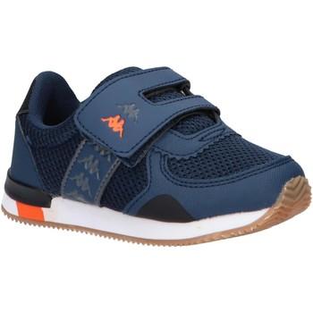 Sapatos Rapaz Multi-desportos Kappa 304TAR0 MOHAN 5 V INF Azul