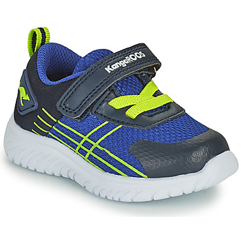 Sapatos Rapaz Sapatilhas Kangaroos KI-TWEE EV Azul / Verde